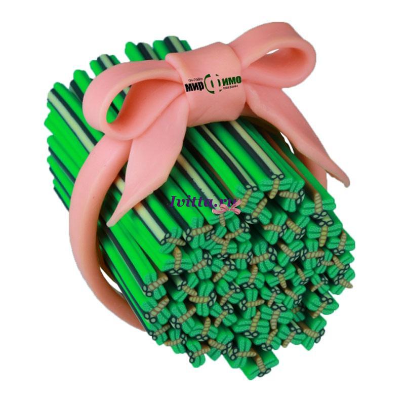 Палочка фимо Зеленая стрекоза