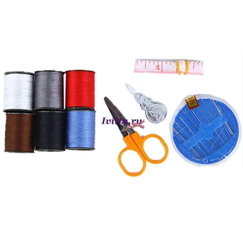 Швейный набор дорожный (9 предметов)