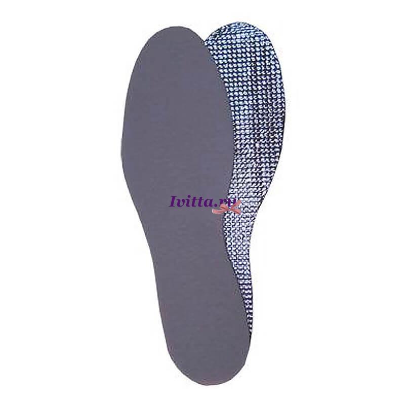 Стельки для обуви термо с фольгой