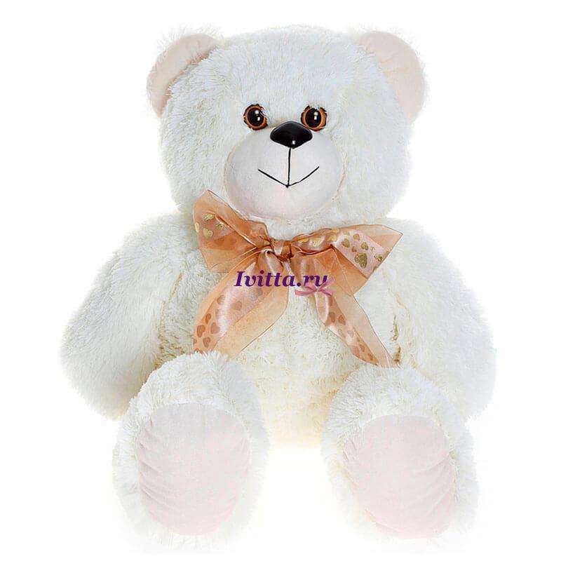 Медвежонок белый 1137 (65см)