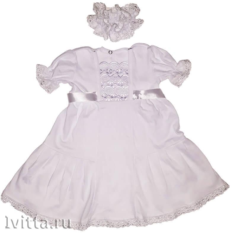 Платье крестильное Я019-КЛ