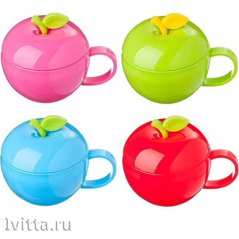 Кружка яблоко