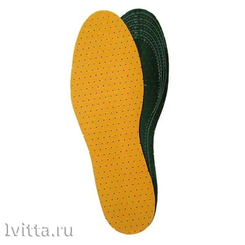 Стельки для обуви влаговпитывающие