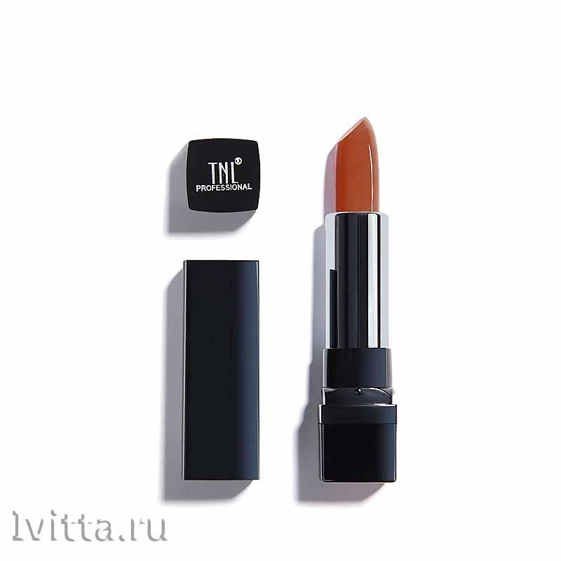 Помада губная TNL Absolute glam №13 Spicy cinnamon